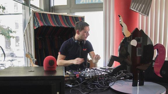 Nico von GaG beim SSB Warm-Up