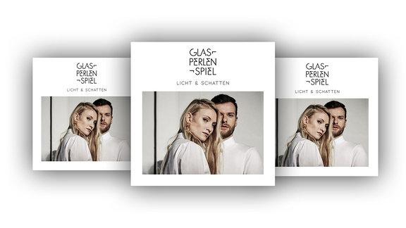 """Cover des Albums """"Licht und Schatten"""" von Glasperlenspiel"""