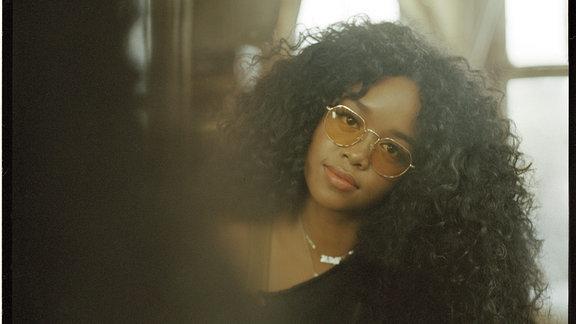 R&B-Sängerin