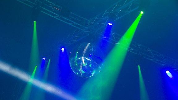 Tanzfläche der SPUTNIK Heimattour in Wernigerode