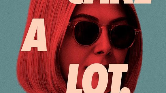 Netflix Film I care a lot Filmplakat