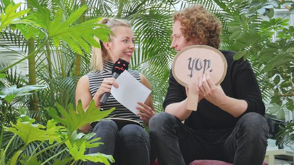 Sissy und Michael Schulte im Interview