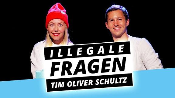 Thumbnail der Illegalen Fragen mit Tim Oliver Schultz