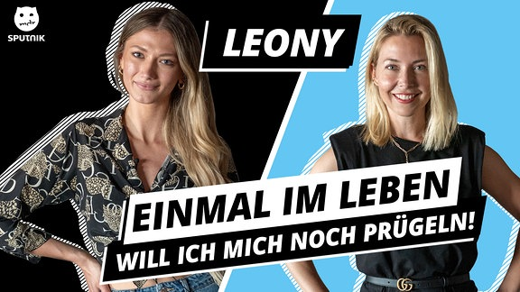 Leony und Sissy.
