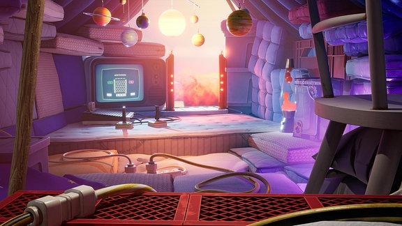 """Screenshot aus dem Game """"It Takes Two""""."""