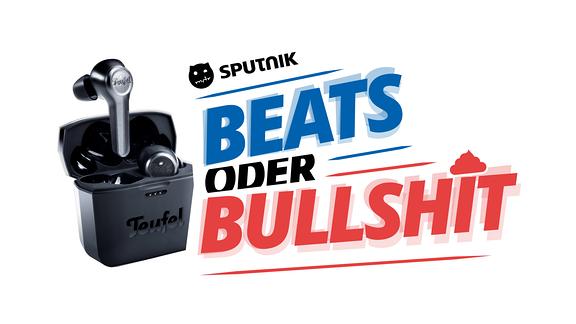 """Kampagnenbild """"Beats oder Bullshit"""""""