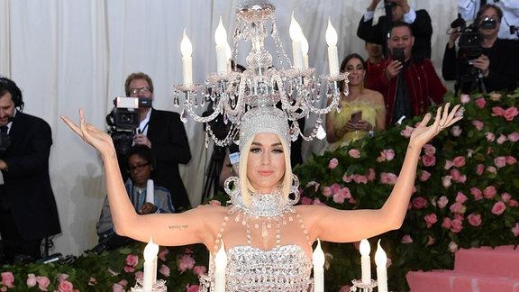 Katy Perry Met-Gala
