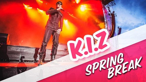 K.I.Z. beim SPUTNIK SPRING BREAK 2015