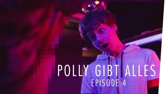 In der vierten Folge der Webserie KLICKNAPPED verliert Polly ihre Nerven.