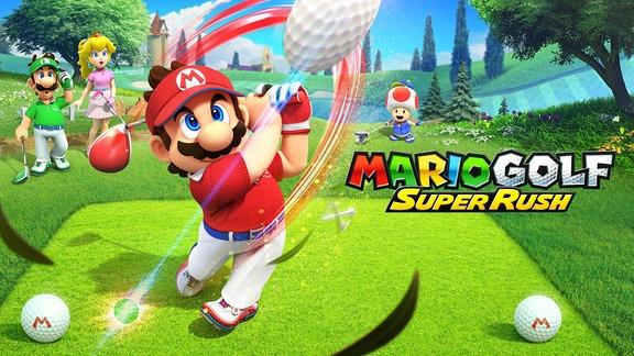 Mario,  mit dem Schlag seines Lebens, wenn das kein Hole in One wird, weiß ich auch nicht.