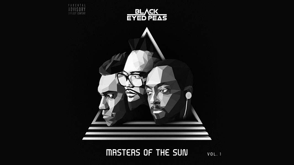 "Album ""Masters of the Sun"" von den Black Eyed Peas"