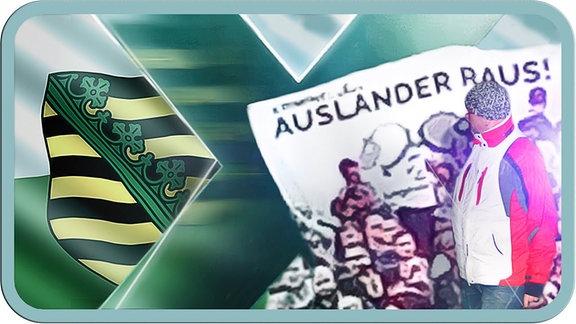Was ist wirklich los im größten ostdeutschen Bundesland? Was sind die Ursachen für teilweise offenen Rechtsradikalismus und Rassismus?