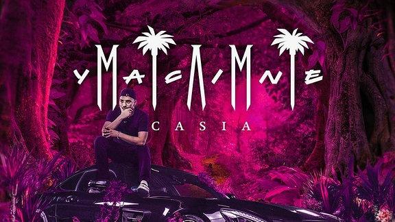 "Albumcover ""Casia"" von Miami Yacine"