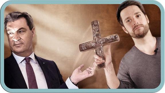 Missbraucht Bayern das Kreuz?