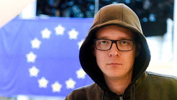 Nico Semsrott von Die Partei im Europa-Parlament