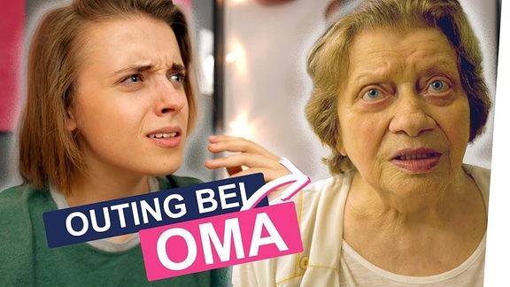 Annikazion und ihre Oma
