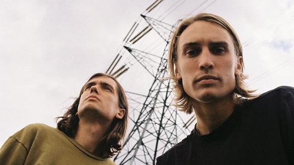 Elektro-Pop Duo Otzeki