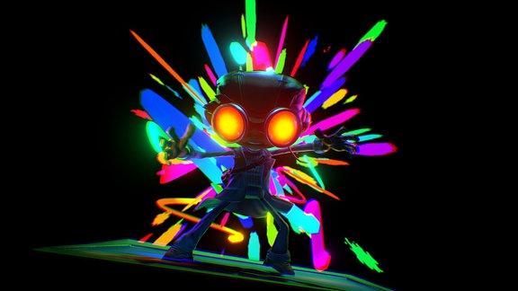 Screenshot aus dem Spiel Psychonauts 2