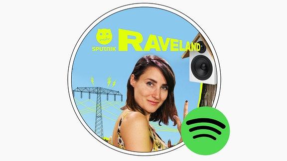 Unsere Podcasts Deine Meinung, Rapperlapapp, Raveland und Pride findet ihr auch auf Spotify.