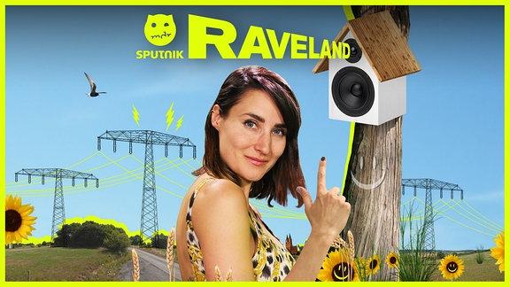 SPUTNIK Raveland mti Kathi
