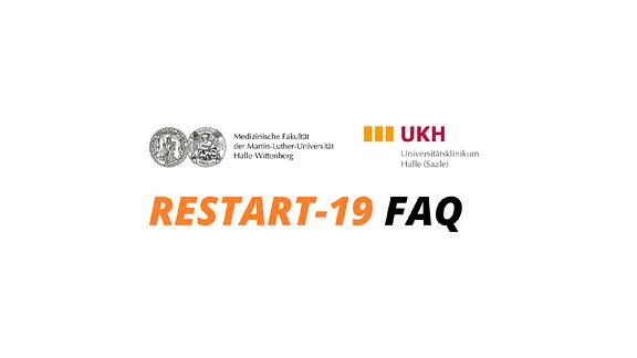 Alle Antworten auf die wichtigsten Fragen zum Restart-19 Experiment.