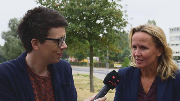 Steffi Lemke und Raimund