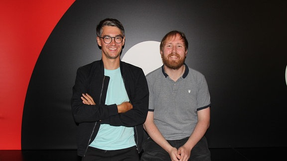 Julius Fischer und Christian Meyer