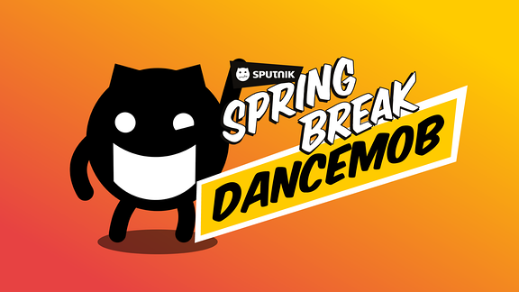 Sputnik Springbreak Dancemob