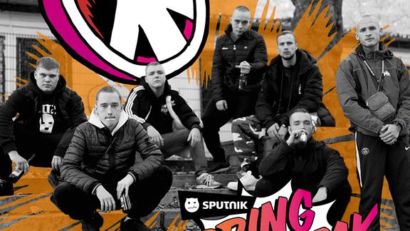 Promobild der Rap-Formation 102 Boyz für den SPUTNIK Spring Break 2020.