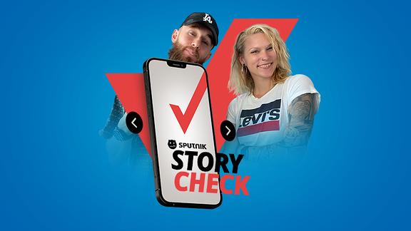 Der SPUTNIK Story Check