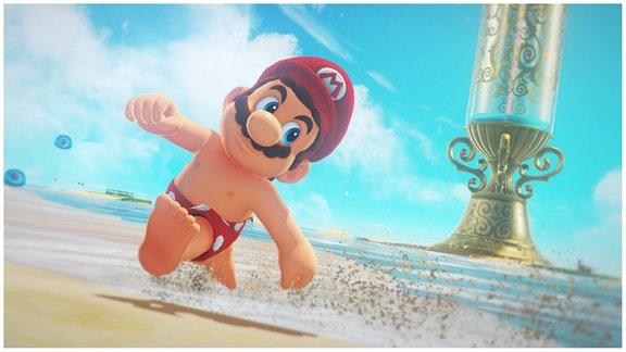 """Ausschnitt aus """"Super Mario Odyssey"""""""