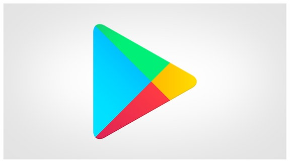Button des Google Playstore