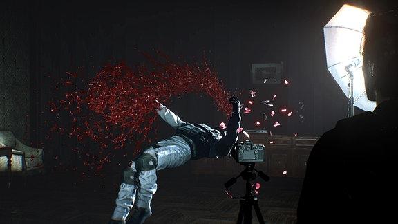 Szene aus The Evil Within 2