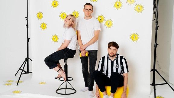 """Die Screenshots aus Köln haben ein erklärtes Ziel. Sie wollen mit ihrem neuen Album """"2 Millionen Umsatz mit einer einfachen Idee"""" in die Charts."""