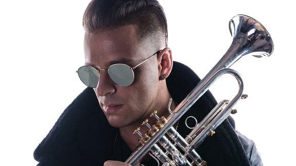 Pressebild von Timmy Trumpet für den SPUTNIK Spring Break 2020