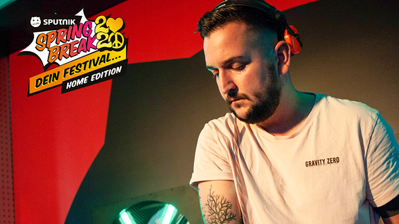 DJ We Are Nuts bei der SSB 2020 Home-Edition