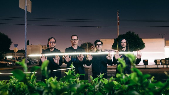 Pressebild Weezer