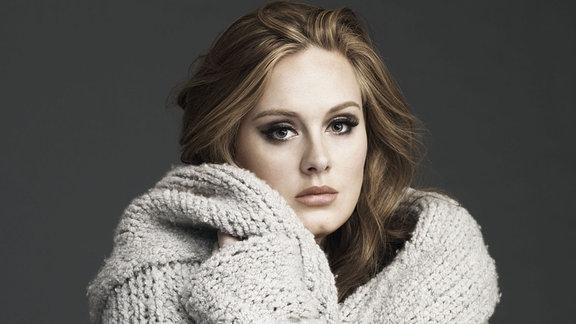 Die Künstlerin Adele
