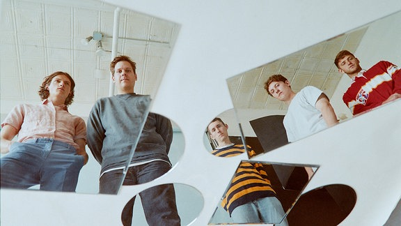 Basement, Rockband aus Ipswich/England