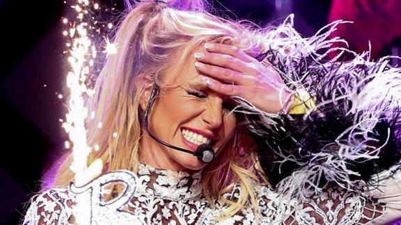 Britney Spears @Kiss FM Jingle Ball/L.A. Kalifornien