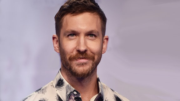 Calvin Harris während der MTV Video Musik Awards @The Forum, Inglewood/Kalifornien
