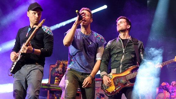 Coldplay @Kensington Palace, London/2016