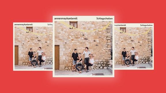 """Albumcover """"Schlagschatten"""" von Annenmaykantereit"""