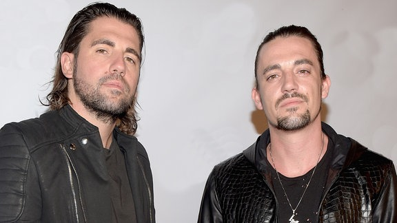 Dimitri Vegas & Like Mike @Grammy Party, Ace Hotel/L.A.