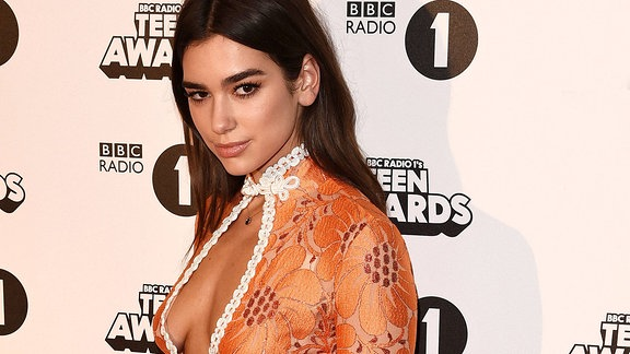 Dua Lipa @Teen Award/BBC London