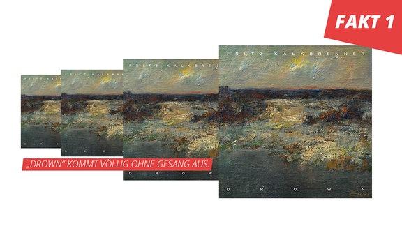 "Cover des Albums ""Drown"", von Fritz Kalkbrenner"