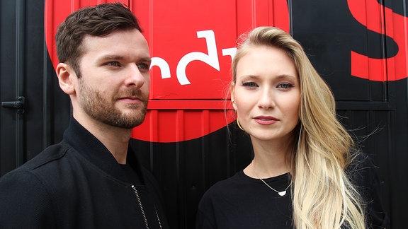 Glasperlenspiel, deutsches Elektropop-Duo aus Stockach