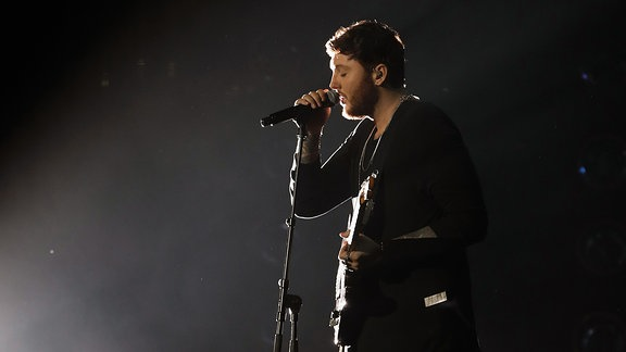 James Arthur @O2 Arena, London