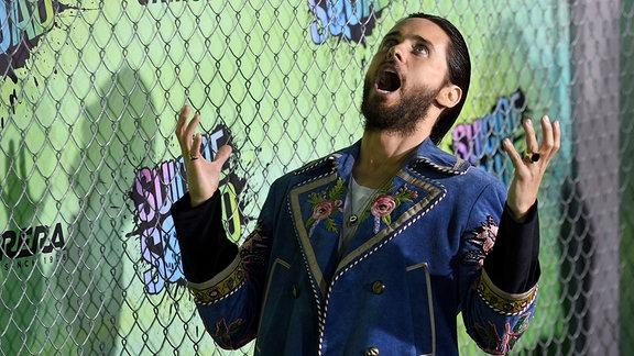 """Jared Leto bei der Premiere zu """"Suicide Squad"""" in N.Y.C."""