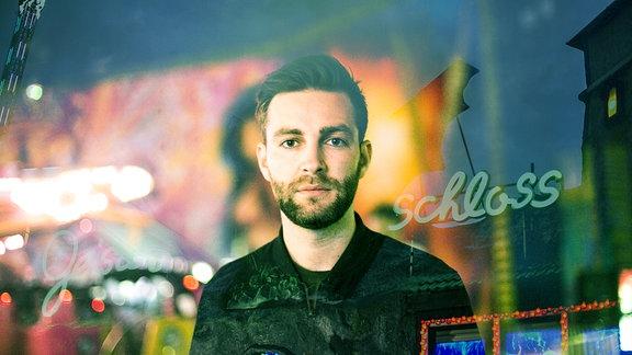 Josh, Musiker, Portrait by Carina Antl